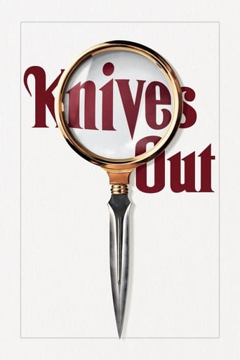 Knives Out Movie Poster