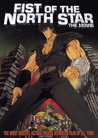 Poster of Fist of the North Star
