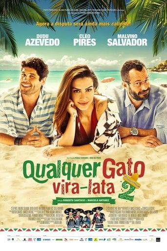 Qualquer Gato Vira Lata 2 - Poster