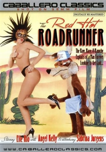 Poster of The Red Hot Roadrunner