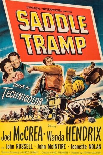 Poster of Saddle Tramp