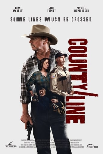 Poster of County Line
