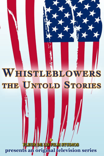 Whistleblowers: The Untold Stories Movie Poster
