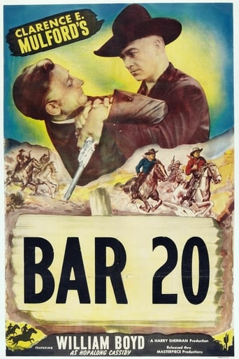 Poster of Bar 20