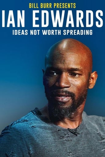 Poster of Ian Edwards: Ideas Not Worth Spreading