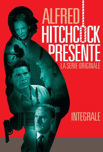 Poster of Alfred Hitchcock présente