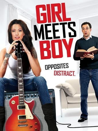Poster of Girl Meets Boy