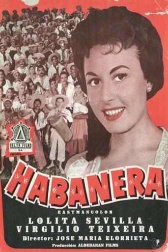 Poster of Habanera