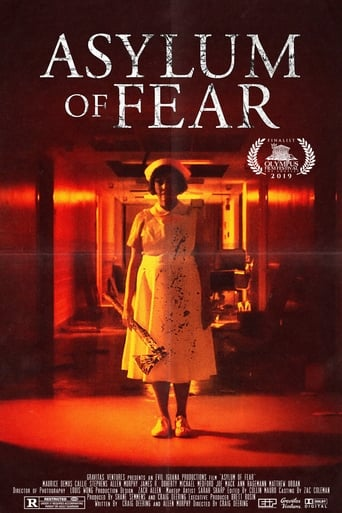 Poster of Asylum of Fear