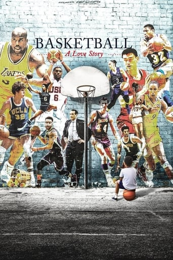 Poster of Basketball: A Love Story