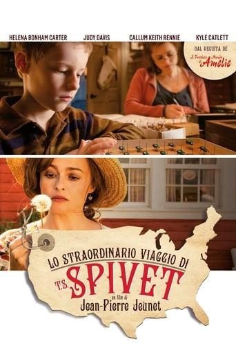Lo straordinario viaggio di T.S. Spivet
