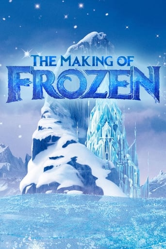 Poster of The Making of Frozen