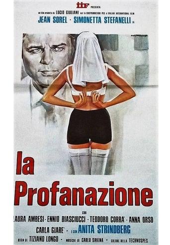 Poster of La profanazione
