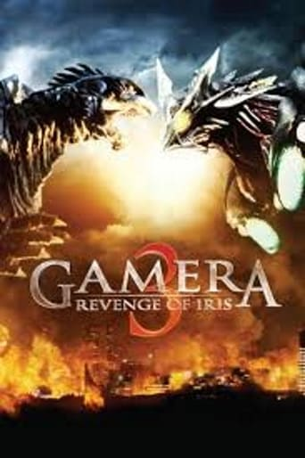voir film Gamera, la revanche d'Iris  (Gamera 3 : Iris kakusei) streaming vf