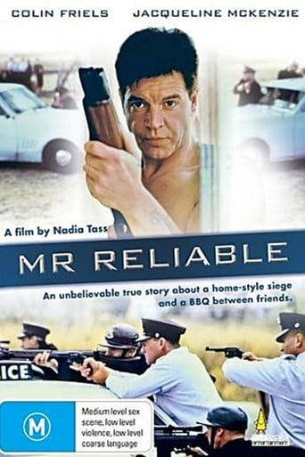 Poster of Mr Reliable
