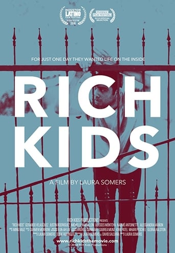 Poster of Rich Kids