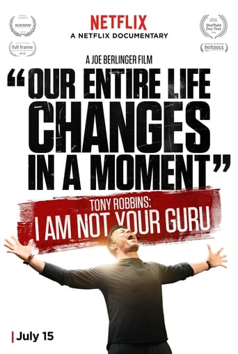 voir film Tony Robbins: I Am Not Your Guru