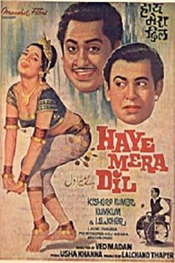 Poster of Haye Mera Dil