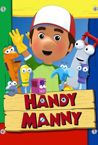 Poster of Handy Manny