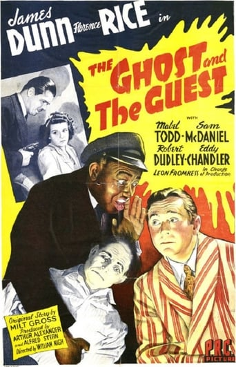 Poster of The Ghost and the Guest