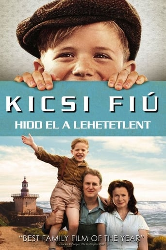 Poster of Kicsi fiú