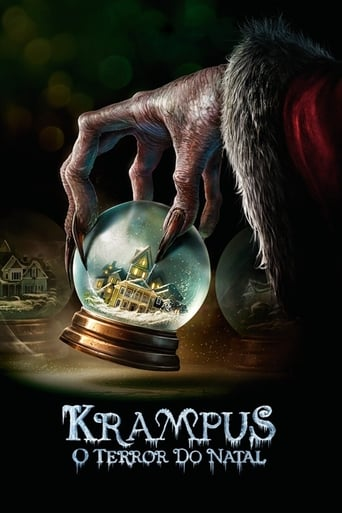 Krampus: O Terror do Natal - Poster