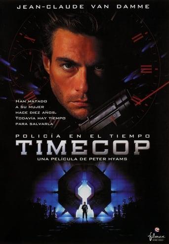 Poster of Timecop: Policía en el tiempo
