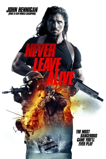 Poster of Never Leave Alive