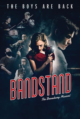 Poster of Bandstand: The Broadway Musical