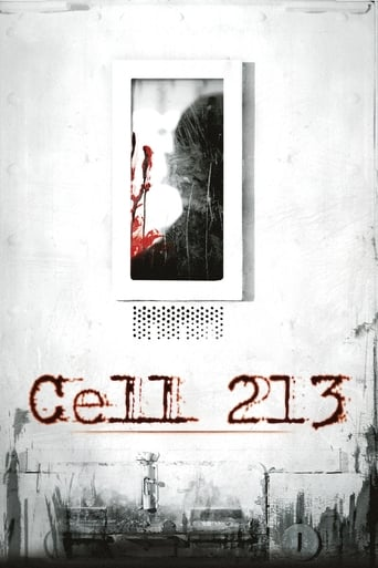 Poster of Cell 213 fragman