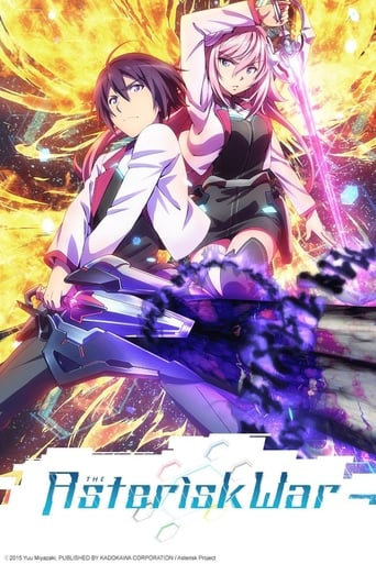 Poster of The Asterisk War
