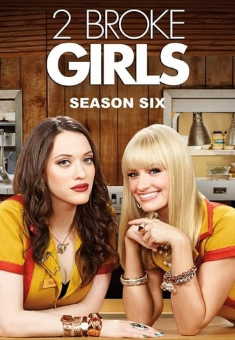 Dvi merginos be cento / 2 Broke Girls (2016) 6 Sezonas