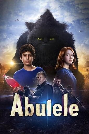 Abulele Meu Amigo Monstro - Poster