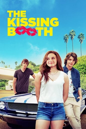 The The Kissing Booth (2018) movie poster image