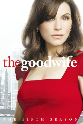 Geroji žmona / The Good Wife (2013) 5 Sezonas