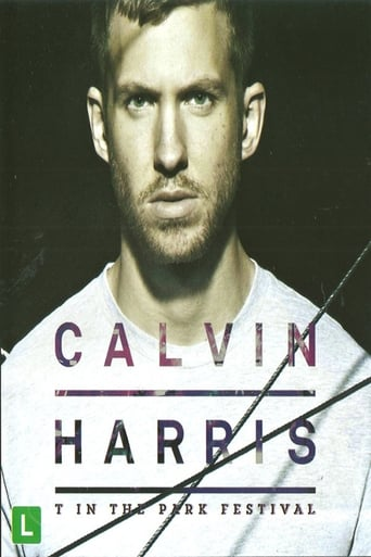 Calvin Harris: T In The Park Festival