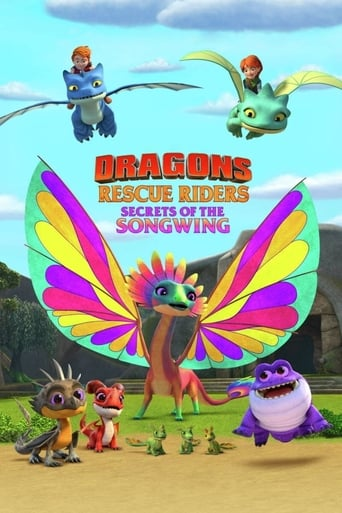 Dragons: Rescue Riders: Secrets of the Songwing Poster