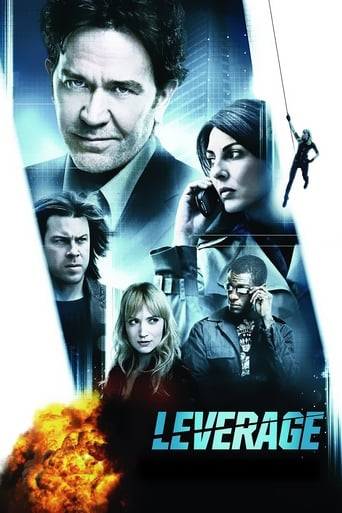 Poster of Leverage