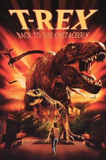 Poster of T-Rex: Back to the Cretaceous