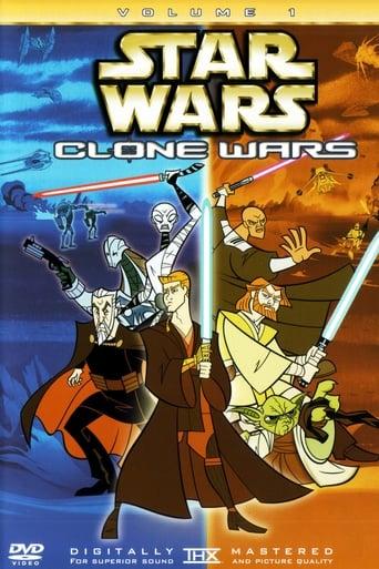 Star Wars Clone Wars 1ª Temporada - Poster
