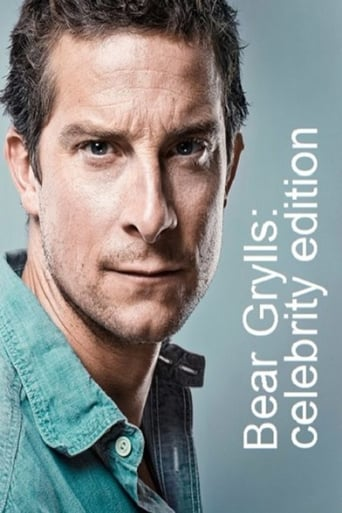 Poster of Celebrity Island with Bear Grylls