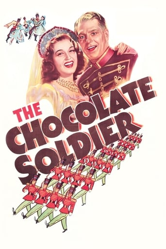 Poster of The Chocolate Soldier
