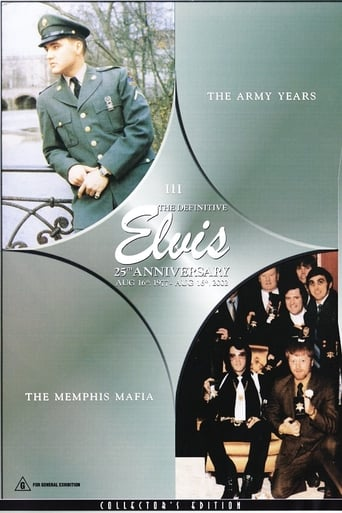 Watch The Definitive Elvis 25th Anniversary: Vol. 3 The Army Years & The Memphis Mafia Free Online Solarmovies