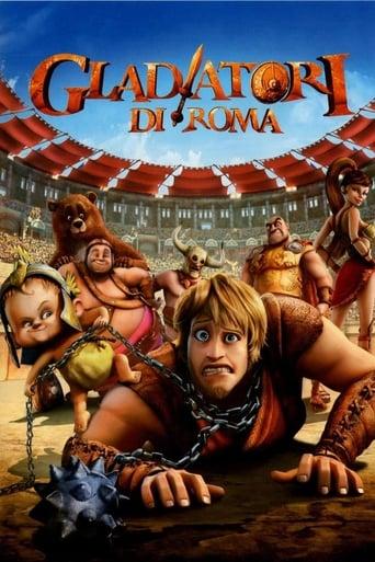 Um Gladiador em Apuros - Poster