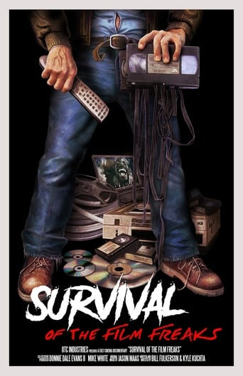 Poster of Survival of the Film Freaks