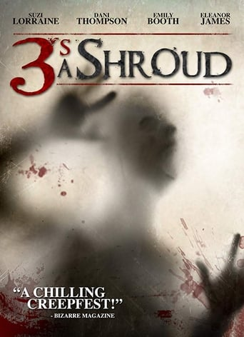 Poster of Three's A Shroud