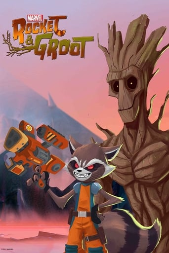 Poster of Marvel's Rocket & Groot