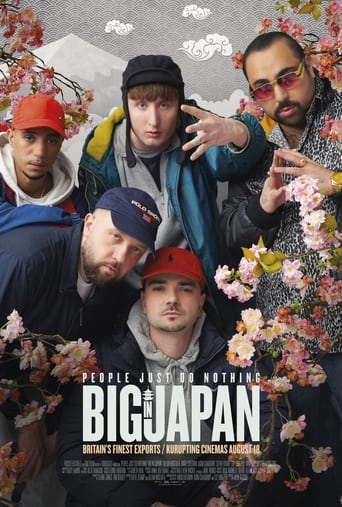 People Just Do Nothing: Big in Japan Poster