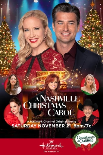 Poster of A Nashville Christmas Carol