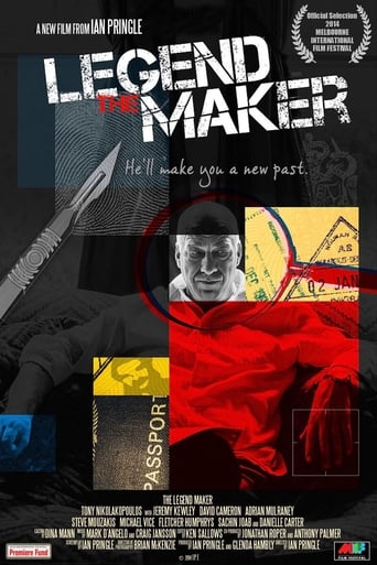 The Legend Maker Movie Poster